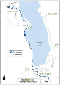 Summerland Comm Bus Route